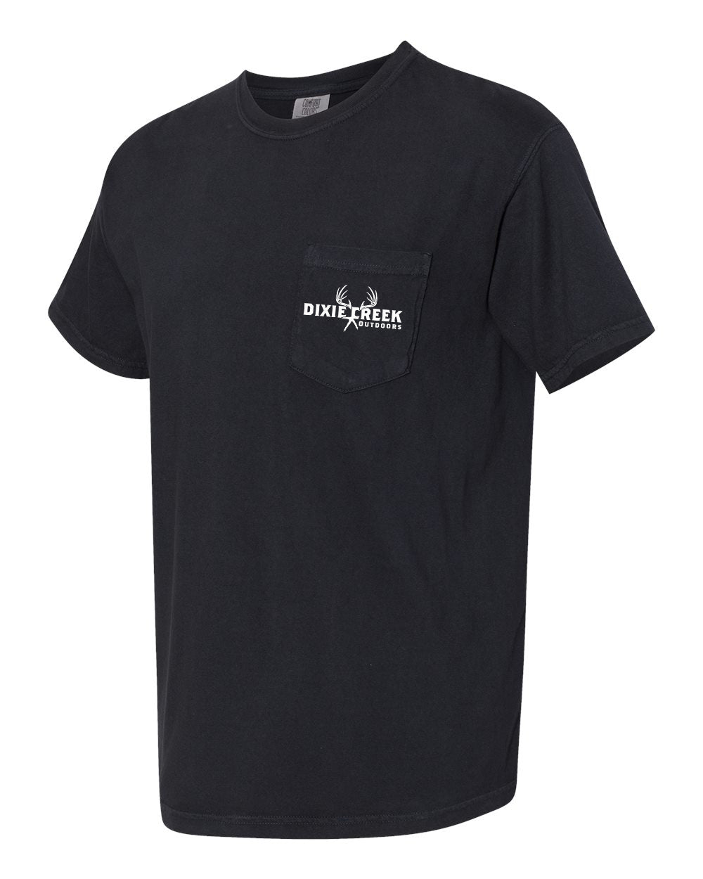 Morning Bugle - Comfort Colors Pocket Tee