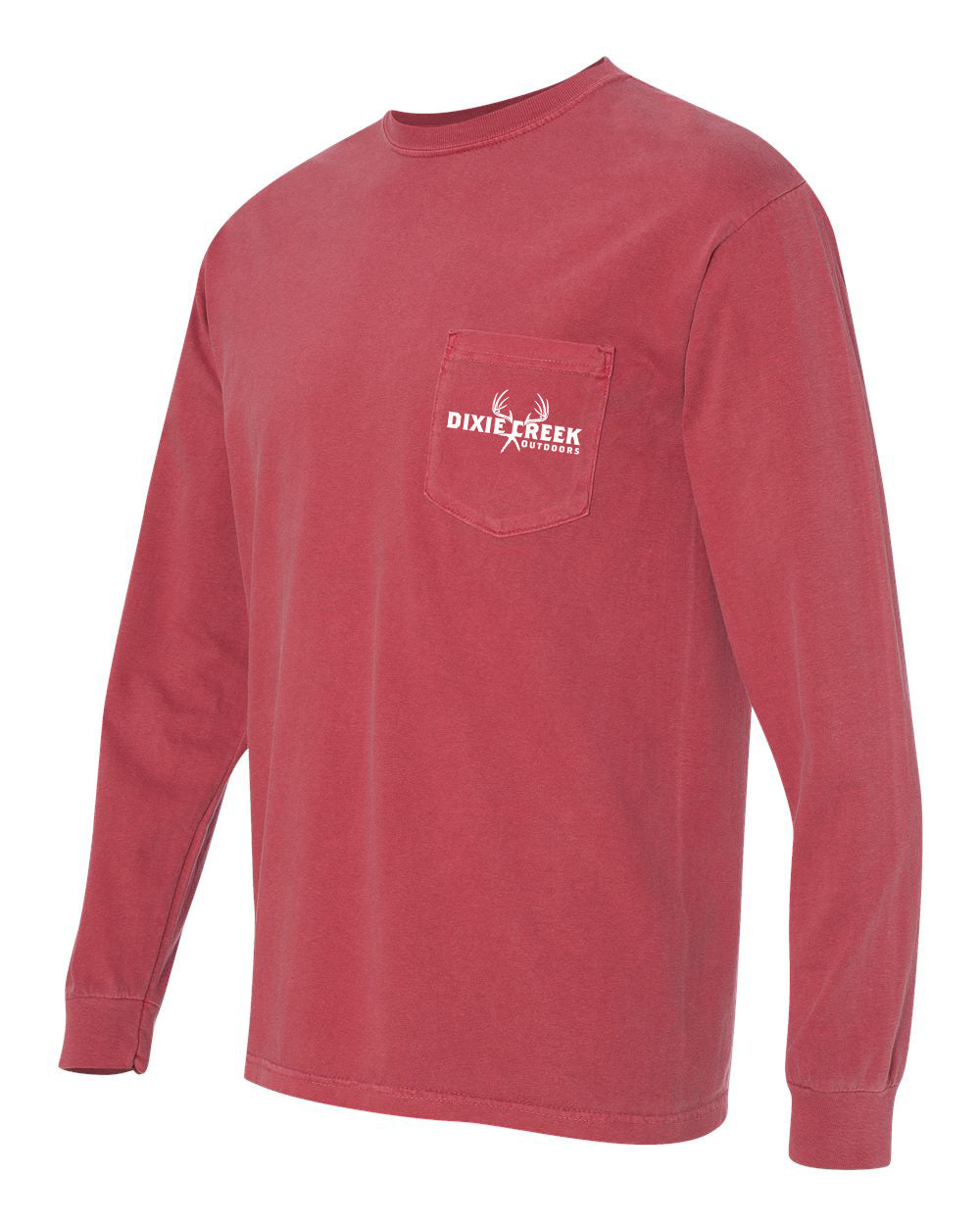 Spring Fling - LS Comfort Colors Pocket Tee