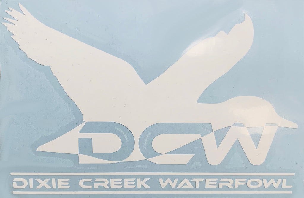 DCW Decal
