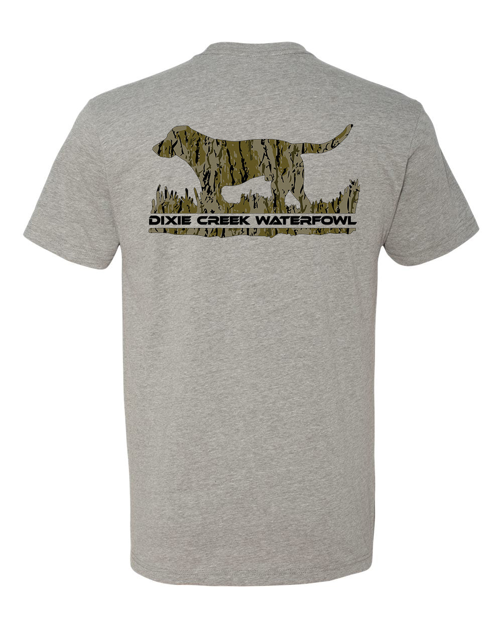 Oak Creek Camo Lab  T-Shirt