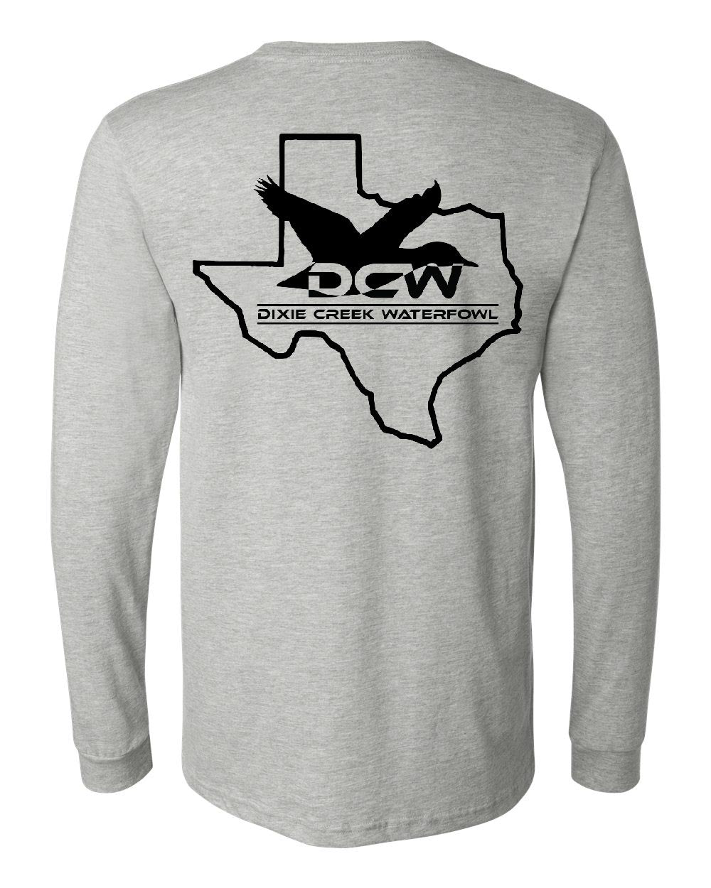 DCW Texas - Long Sleeve