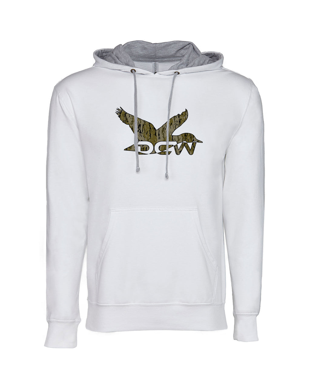DCW Mallard Oak Creek Camo - Mid-Weight Hoodie