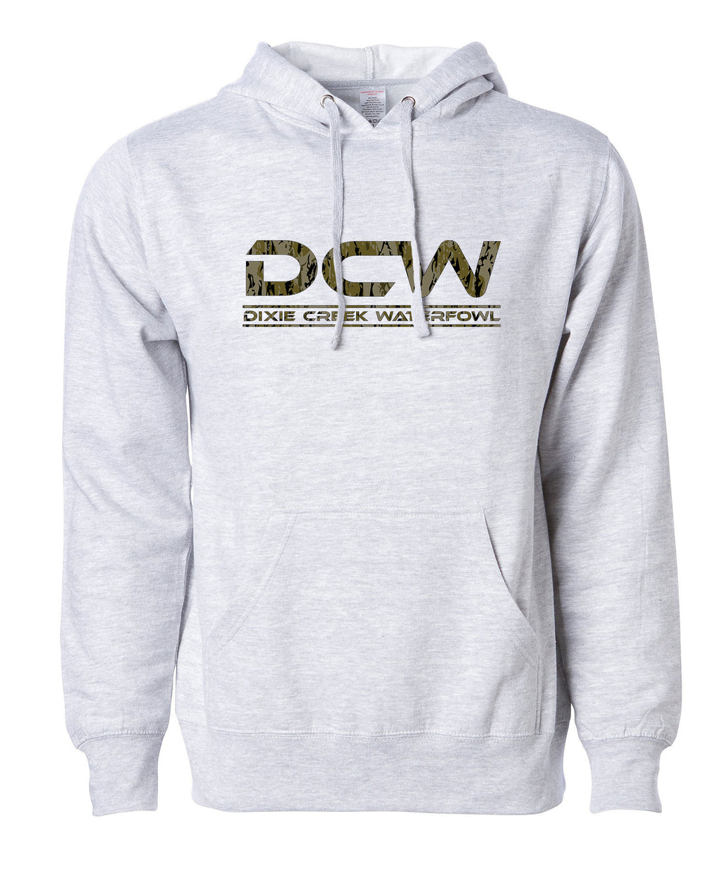 DCW Oak Creek Camo - Heavy Weight Hoodie
