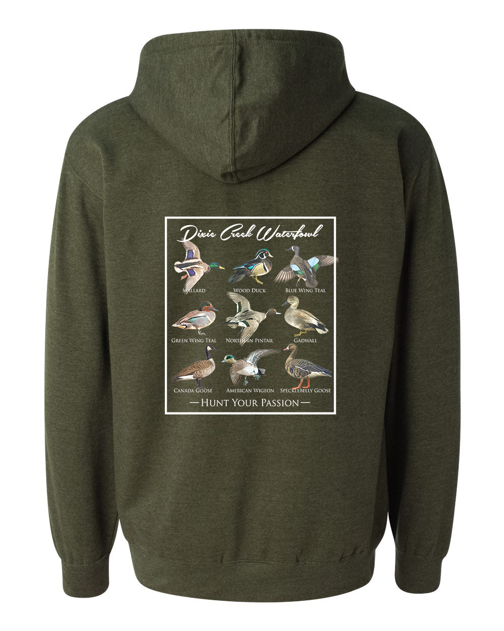 DCW Duck Chart Hoodie
