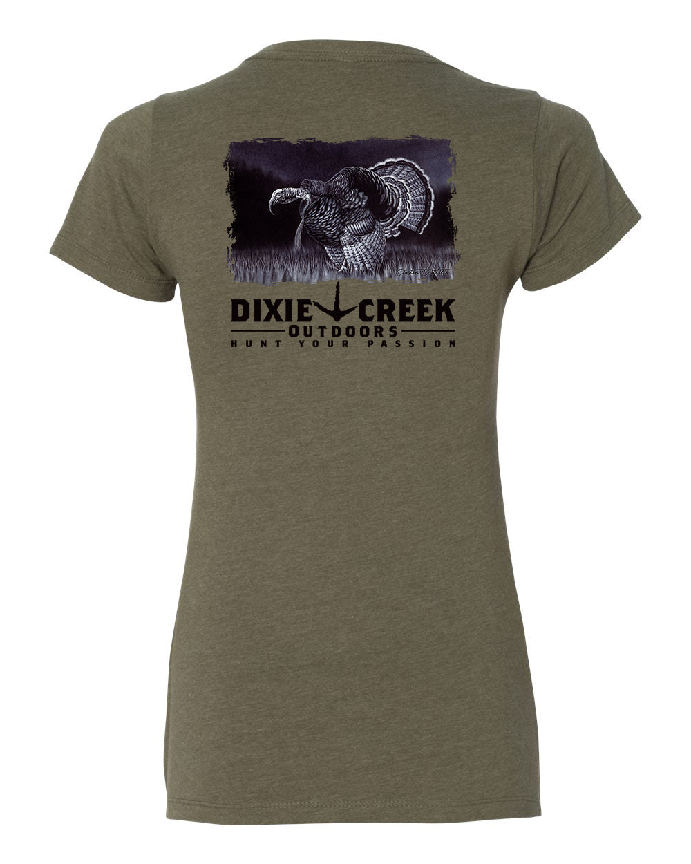 BW Turkey - Ladies Tee
