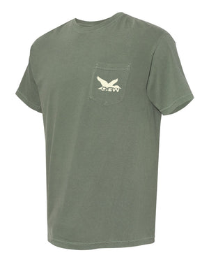 Comfort Colors Pocket Tee - Harlee