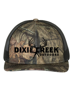 DCO - Mossy Oak Country/ Black
