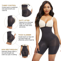 Vixen Body Shaper Shorts