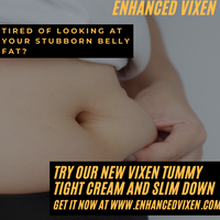 Vixen Tummy Tightening Cream