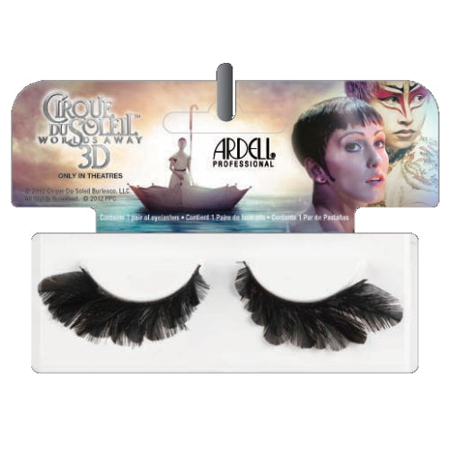 ARDELL Cirque Du Soleil WORLDS AWAY False Eyelashes - Stage 9 Secrets - Cosmetics