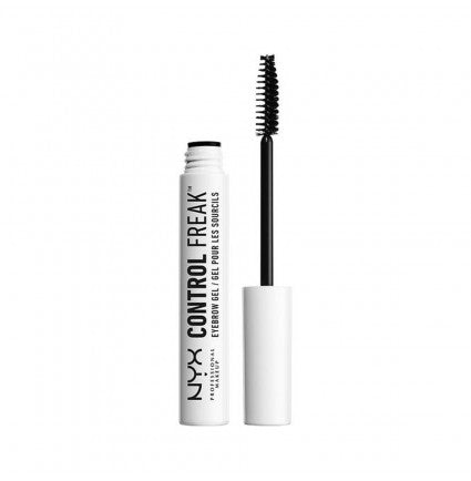 NYX Control Freak Eyebrow Gel - Clear - Stage 9 Secrets - Cosmetics