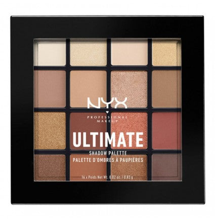 NYX Ultimate Shadow Palette - Stage 9 Secrets - Cosmetics
