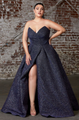 Queen Of The Night Ballgown
