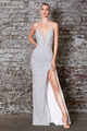 Hollywood Glam Gown