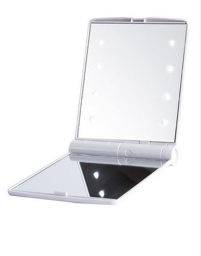 White LED Compact Mirror - Stage 9 Secrets - Other