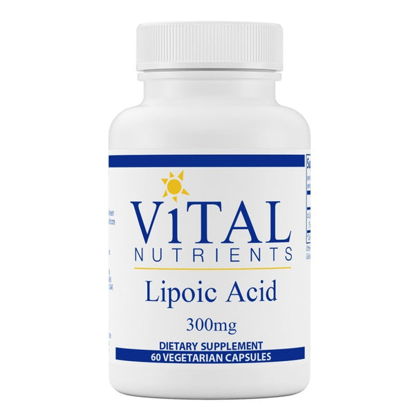 Lipoic Acid 300 mg 60caps