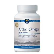 Arctic Omega Fish Gelatin 1000 mg 180caps