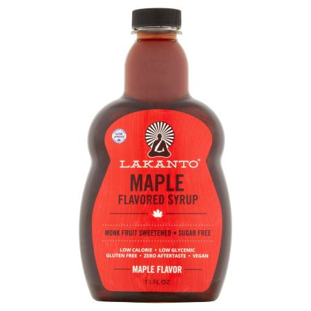 Lakanto Maple Flavored Syrup