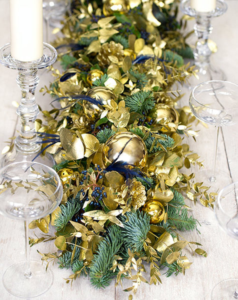 Christmas Garland Workshop Wednesday 13th December