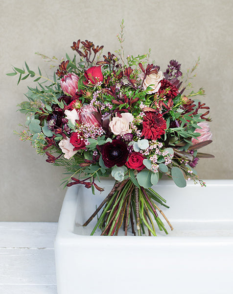Large Keats Bouquet