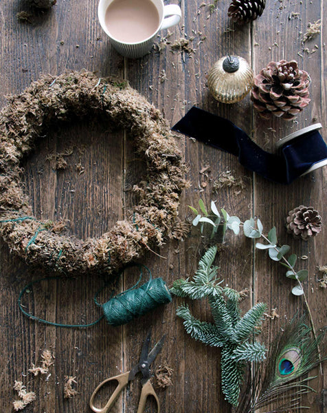 SOLD OUT - Wreath Workshop Wednesday 6th December