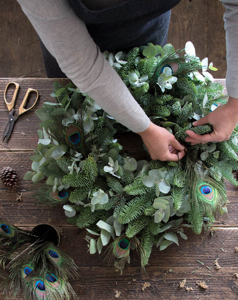 Host Your Own Wreath Workshop (five wreath kits)