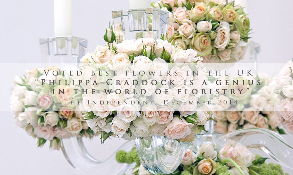 Philippa Craddock Luxury Flowers