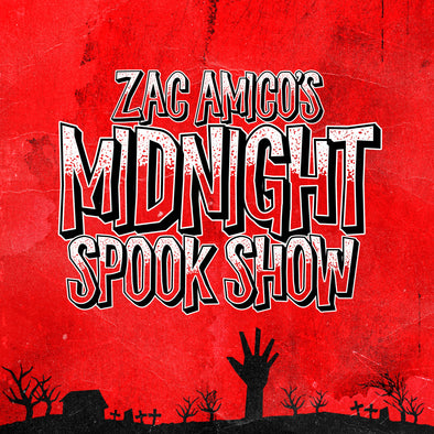 Zac Amico's Midnight Spook Show