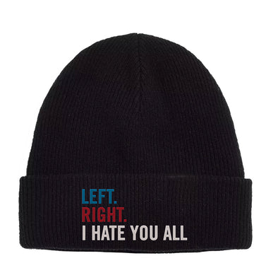 "POTP ""I Hate You All"" Beanie (Limited Christmas 2020 Collection)"