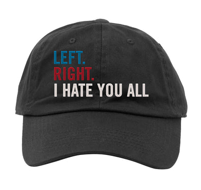 "POTP ""I Hate You All"" Dad-Hat (Limited Christmas 2020 Collection)"