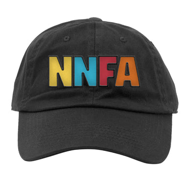 NNFA Logo Dad-Hat (Limited Christmas 2020 Collection)