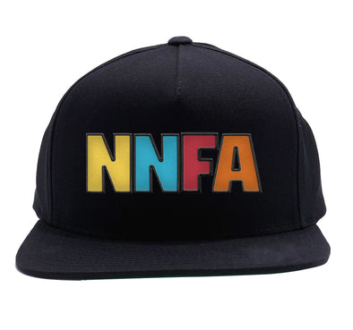 NNFA Logo Snapback Hat (Limited Christmas 2020 Collection)