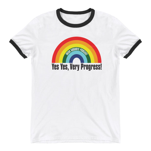 "IGP ""Yes Yes, Very Progress!"" Shirt"