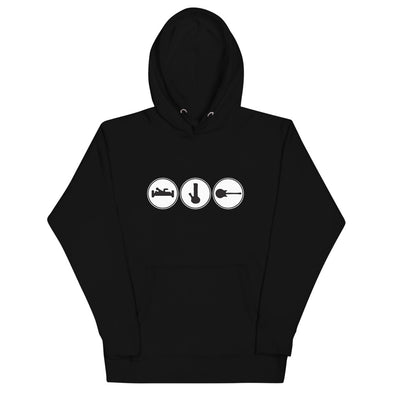 NEW SDR Show Icon Hoodie