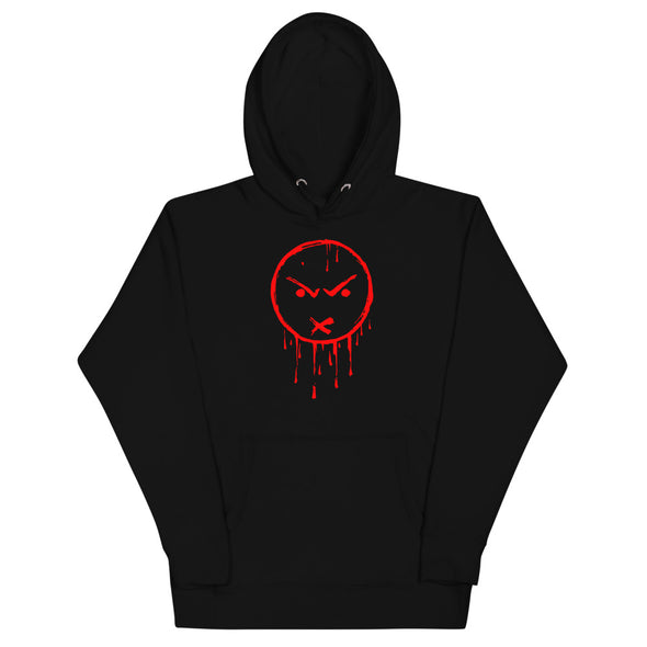 NEW LOS BLOOD RED HOODIE