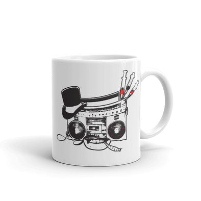 High Society Radio Mug