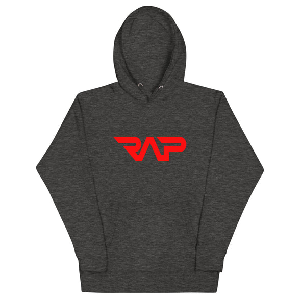 NEW RAP Classic Red Logo Hoodie