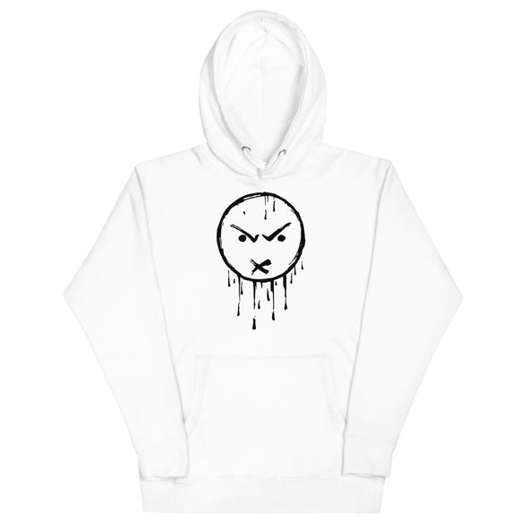 Legion of Skanks Classic Logo Hoodie (White)