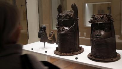 The Looted African artifacts in history