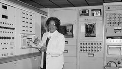 Gladys Mae West - Navy Hero
