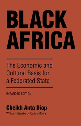 The Economic and Cultural Basis for a Federated State, Afreekha, Book, Books, Economic Conditions- All African Store