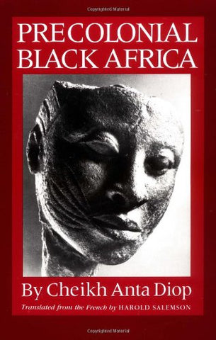 Precolonial Black Africa, Afreekha, Book, Books, Central Africa- All African Store