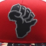 Power Mens Snapback Hats, Afreekha, Accessories, Afreekhan Kings, Afreekhan Queens, hats, Shops, Urban- All African Store