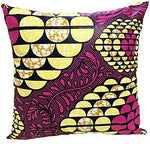 African Print Pillow, Afreekha, Interior Decor, pillows, spring- All African Store