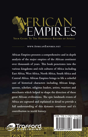 African Empires: Volume 1: Your Guide To The Historical Record of Africa: Martin-[African Clothing]-[African Knowledge]-[Men's Clothing]-[Women's clothing]-Afreekha