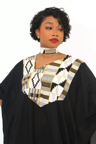 Boubou Haafsa-[African Clothing]-[African Knowledge]-[Men's Clothing]-[Women's clothing]-Afreekha