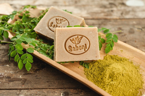 BULK Moringa Soap - Skin Care unscented-[African Clothing]-[African Knowledge]-[Men's Clothing]-[Women's clothing]-Afreekha