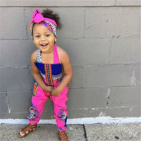 African Dashiki Jumpsuit, Afreekha, Boy & Girl, Front page, Jumpsuits, Kids & Babies- All African Store