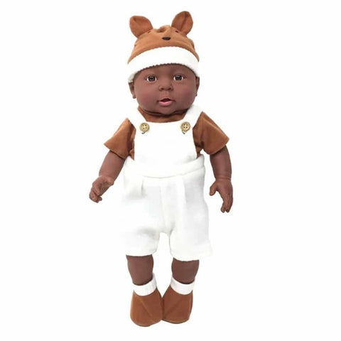 African Play Doll-[African Clothing]-[African Knowledge]-[Men's Clothing]-[Women's clothing]-Afreekha