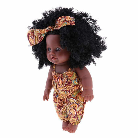 African Play Doll, Afreekha, Kids & Babies, Toys- All African Store